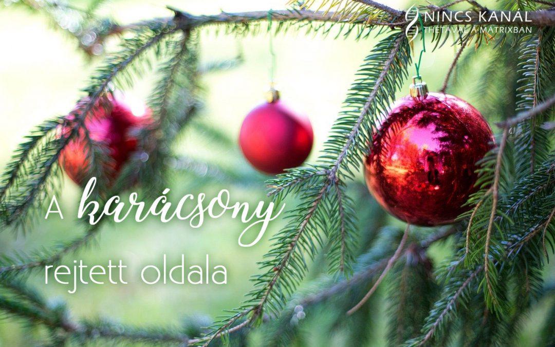 A karácsony rejtett oldala